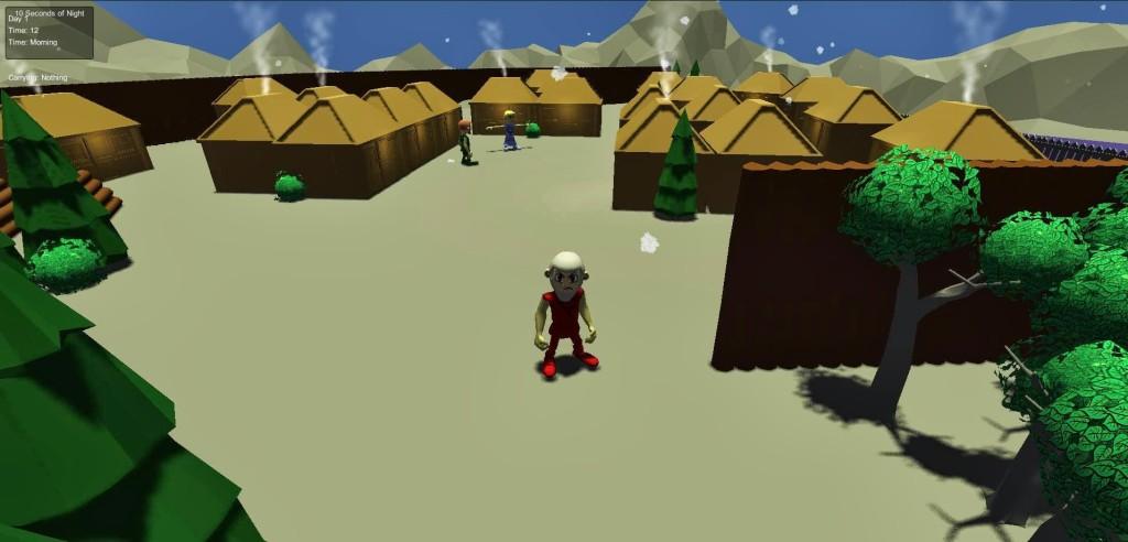 Ludum Dare 27 Game Jam Entry Development Screenshot